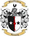Blandkenberg Family Crest from Germany
