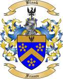 Blank Family Crest from France2