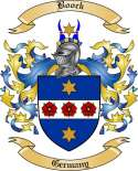 Boock Family Crest from Germany