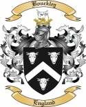 Bouckley Family Crest from England