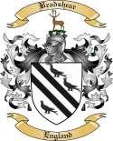 Bradshear Family Crest from England