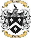 Bramlett Family Crest from England
