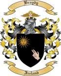Braydy Family Crest from Ireland2