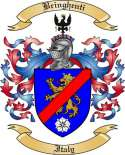 Bringhenti Family Crest from Italy