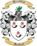 Broadfoot Family Crest from Scotland
