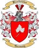 Brocksieker Family Crest from Germany