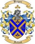 Brogan Family Crest from Ireland