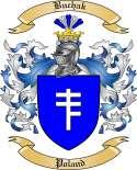 Buchak Family Crest from Poland
