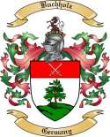 Buchholz Family Crest from Germany