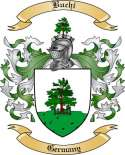 Buchi Family Crest from Germany