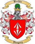 Buchko Family Crest from Hungary