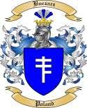 Buczacz Family Crest from Poland