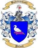 Budziszewski Family Crest from Poland