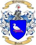 Budzynski Family Crest from Poland