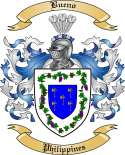 Bueno Family Crest from Philippines