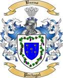 Bueno Family Crest from Portugal