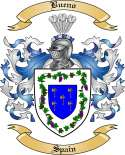 Bueno Family Crest from Spain