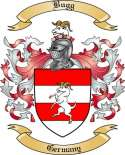 Bugg Family Crest from Germany