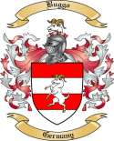 Buggo Family Crest from Germany