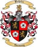 Buheler Family Crest from Germany
