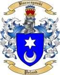 Buraczynski Family Crest from Poland