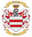 Cadena Family Coat of Arms from Spain