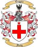 Caggio Family Coat of Arms from Italy