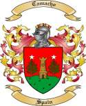 Camacho Family Coat of Arms from Spain2