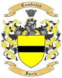 Cambeiro Family Coat of Arms from Spain