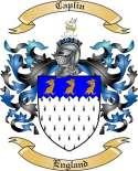 Caplin Family Coat of Arms from England