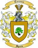 Carasco Family Crest from Spain