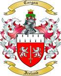 Cargan Family Coat of Arms from Ireland