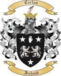 Carlan Family Crest from Ireland