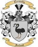 Carmody Family Coat of Arms from Ireland2