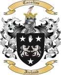 Caroline Family Coat of Arms from Ireland