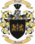 Caryll Family Coat of Arms from Ireland