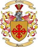 Casias Family Coat of Arms from Spain