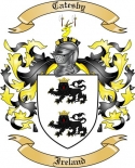 Catesby Family Crest from Ireland