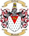 Cattoch Family Crest from Scotland