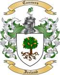 Cauners Family Crest from Ireland2