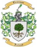 Caunnor Family Coat of Arms from Ireland1
