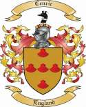 Cenric Family Coat of Arms from England