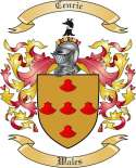 Cenric Family Coat of Arms from Wales
