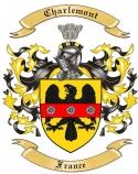 Charlemont Family Crest from France