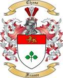 Chase Family Crest from France