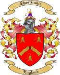 Chastirshir Family Crest from England
