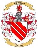 Chermai Family Crest from France