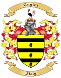 Cugini Family Coat of Arms from Italy