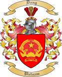 Dang Family Coat of Arms from Vietnam