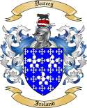 Darcey Family Coat of Arms from Ireland